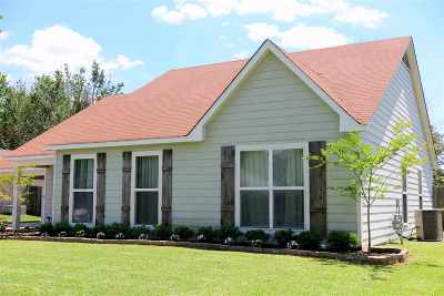 Flowood Single Family Home Contingent/Pending: 430 Olympic Dr