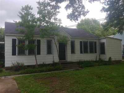Canton Single Family Home For Sale: 165 E Semmes St