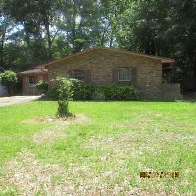 Hinds County Single Family Home For Sale: 1471 Dorgan St