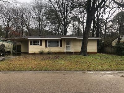 Hinds County Single Family Home Contingent/Pending: 2928 Woodside Dr