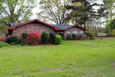 Simpson County Single Family Home For Sale: 123 Dry Creek Rd