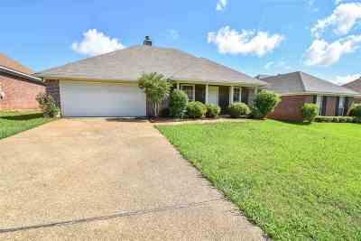 Brandon Single Family Home For Sale: 655 Parker Pl