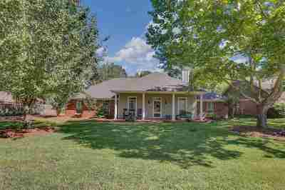 Flowood Single Family Home Contingent/Pending: 1061 Bayberry Dr