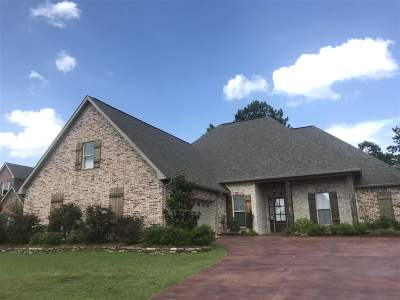 Single Family Home For Sale: 823 Osagian Cir.