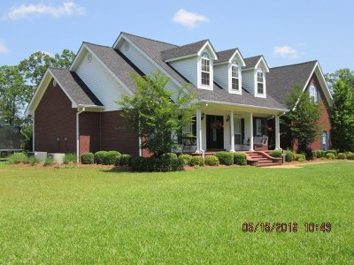 Leake County Single Family Home For Sale: 4837 Starling Center Rd