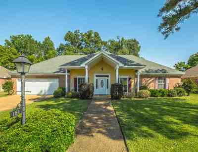 Byram Single Family Home Contingent/Pending: 184 Raulston Dr