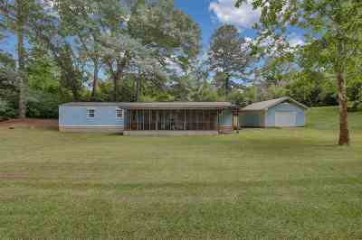Madison County Mobile/Manufactured For Sale: 186 Ramage Rd