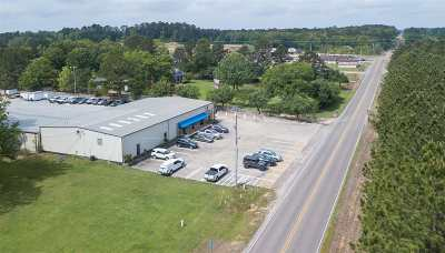 Rankin County Commercial For Sale: Baker Ln