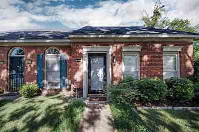 Jackson Townhouse For Sale: 409 Northtown Dr