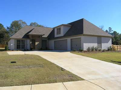 Hinds County Single Family Home For Sale: 100 Catherine Dr