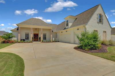 Madison County Single Family Home For Sale: 113 First Colony Blvd