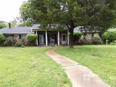 Hinds County Single Family Home For Sale: 1594 Woodglen Dr