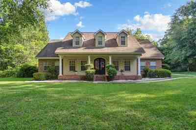 Hinds County Single Family Home Contingent/Pending: 2290 Airport Rd