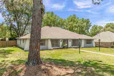 Jackson Single Family Home For Sale: 907 Rutherford Dr