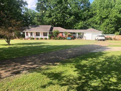 Simpson County Single Family Home For Sale: 1478 Mt Zion Rd