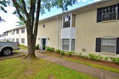 Hinds County Condo For Sale: 5025 Wayneland Dr #K8