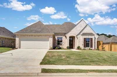 Rankin County Single Family Home For Sale: 155 Magnolia Place Cr