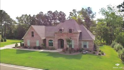 Flowood Single Family Home For Sale: 108 Ridgetop Cir