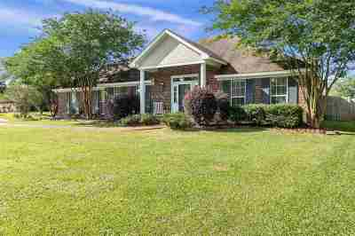 Flowood Single Family Home Contingent/Pending: 640 Summer Pl