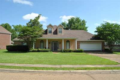 Brandon Single Family Home For Sale: 502 Bristol Way
