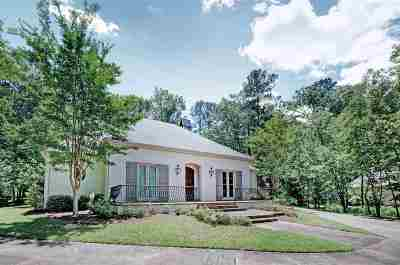 Flowood Single Family Home For Sale: 206 Bent Tree Cv