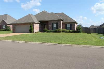 Pearl Single Family Home Contingent/Pending: 119 Countrywood Pl