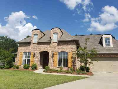 Flowood Single Family Home For Sale: 204 Bellamy Ct