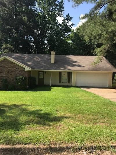 Hinds County Single Family Home For Sale: 4320 Will O Run Dr