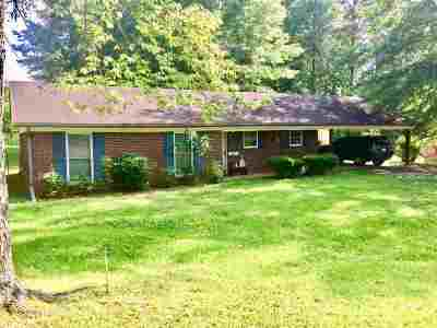 Kosciusko MS Single Family Home For Sale: $99,000