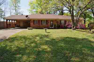 Pearl Single Family Home Contingent/Pending: 1907 Melvin Rd
