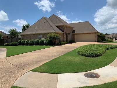 Flowood Single Family Home Contingent/Pending: 172 Tradition Pkwy