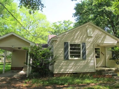 Hinds County Single Family Home For Sale: 542 Robinhood Rd