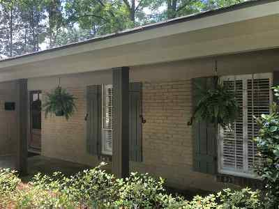 Hinds County Single Family Home Contingent/Pending: 5325 Runnymede Rd