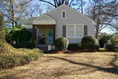 Jackson Single Family Home For Sale: 1838 Piedmont St