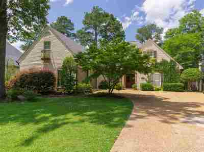 Jackson Single Family Home For Sale: 1310 Fontaine Dr