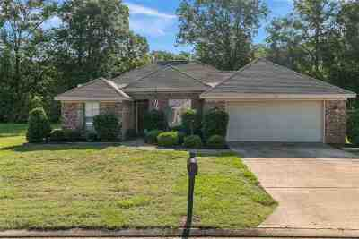 Pearl Single Family Home For Sale: 545 Oak Park Cir