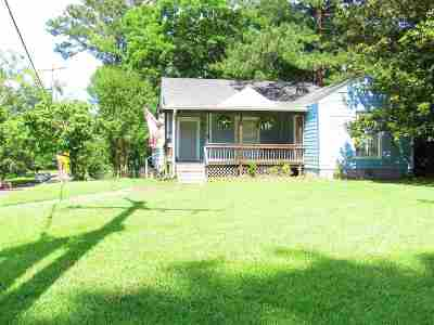 Jackson Single Family Home For Sale: 3624 Northview Dr