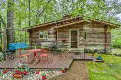 Rankin County Single Family Home Contingent/Pending: 853 Rock Hill Rd