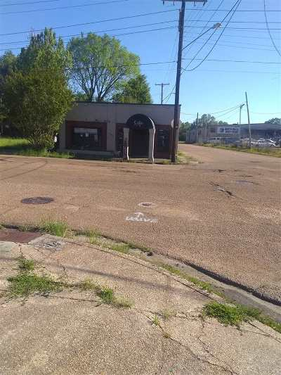 Hinds County Commercial For Sale: 101 South St