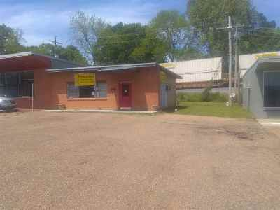 Hinds County Commercial For Sale: 321 Clinton Blvd