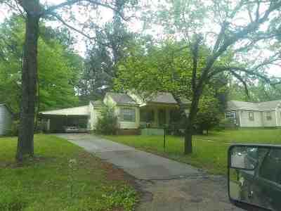 Jackson Single Family Home For Sale: 844 Monterey St