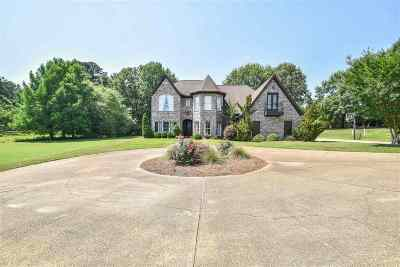 Hinds County Single Family Home For Sale: 5500 Springridge Rd