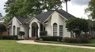 Lincoln County Single Family Home For Sale: 214 Noble Dr