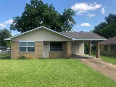 Hinds County Single Family Home For Sale: 2990 Coleman Ave