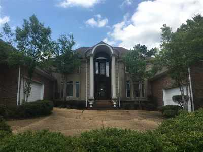 Hinds County Single Family Home For Sale: 436 Brookwood Estates Dr
