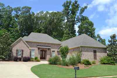 Madison County Single Family Home For Sale: 133 Muscadine Path