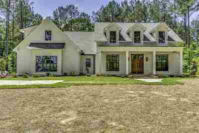 Rankin County Single Family Home For Sale: 345 Stump Ridge Rd