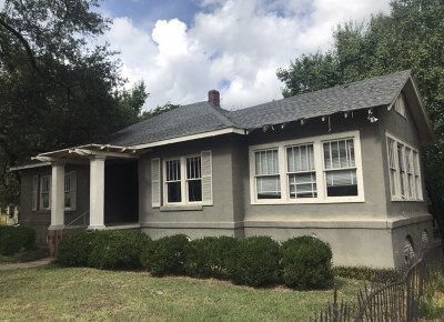 Hinds County Single Family Home For Sale: 504 Mitchell Ave
