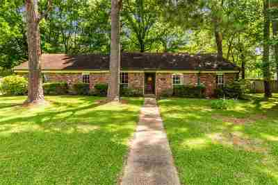 Hinds County Single Family Home For Sale: 901 Dogwood Dr