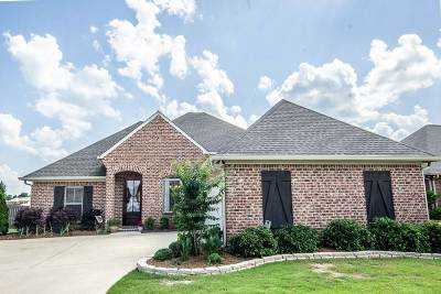 Hinds County, Madison County, Rankin County Single Family Home For Sale: 133 Northwind Dr